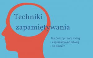 Techniki zapamiętywania – ciąg wyrazów