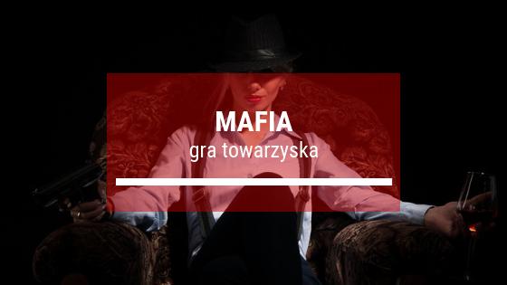 Mafia – gra towarzyska