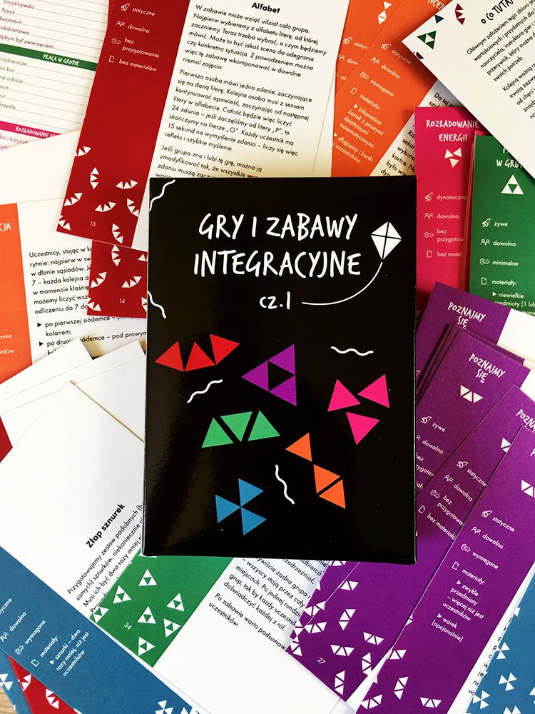 Gry i zabawy integracyjne