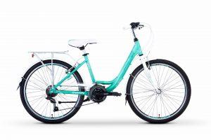 Rower młodzieżowy Queen 24 - TABOU