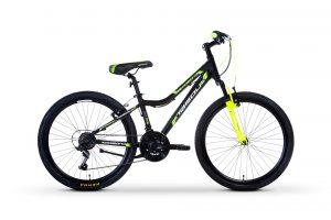 Rower młodzieżowy Poison 24 - TABOU